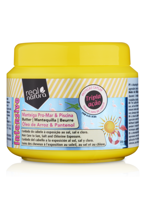 Real Natura Manteiga Pro Mar Piscina