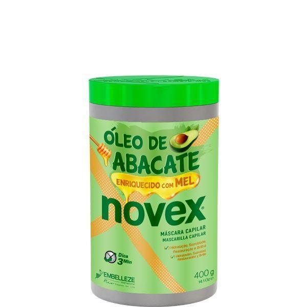 mascara novex oleo de abacate 400g 569354 dfa64495 924a 4d2a a59a