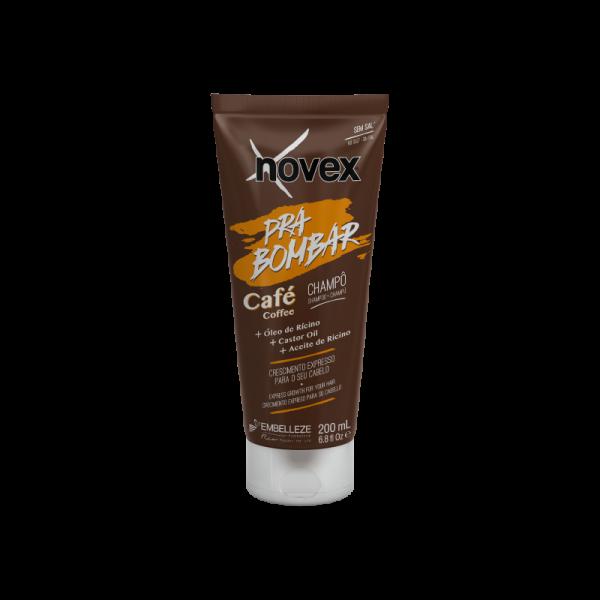shampoo para bombar cafe 200ml