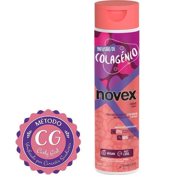 champo novex infusao de colagenio 300ml