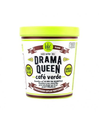 drama queen cafe verde mascara 450gr