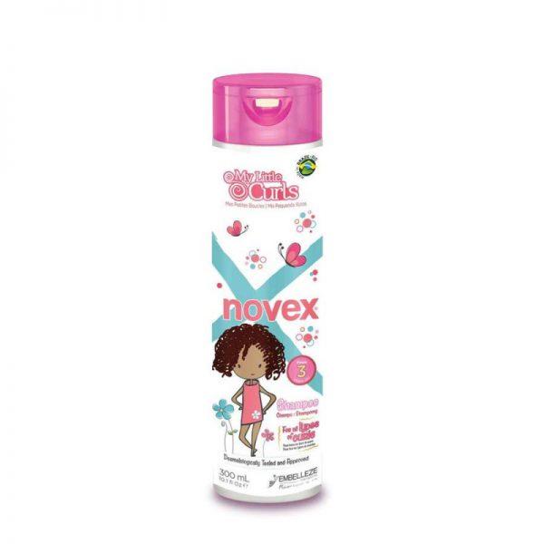 embelleze my curls criancas shampoo 300ml meus cachos