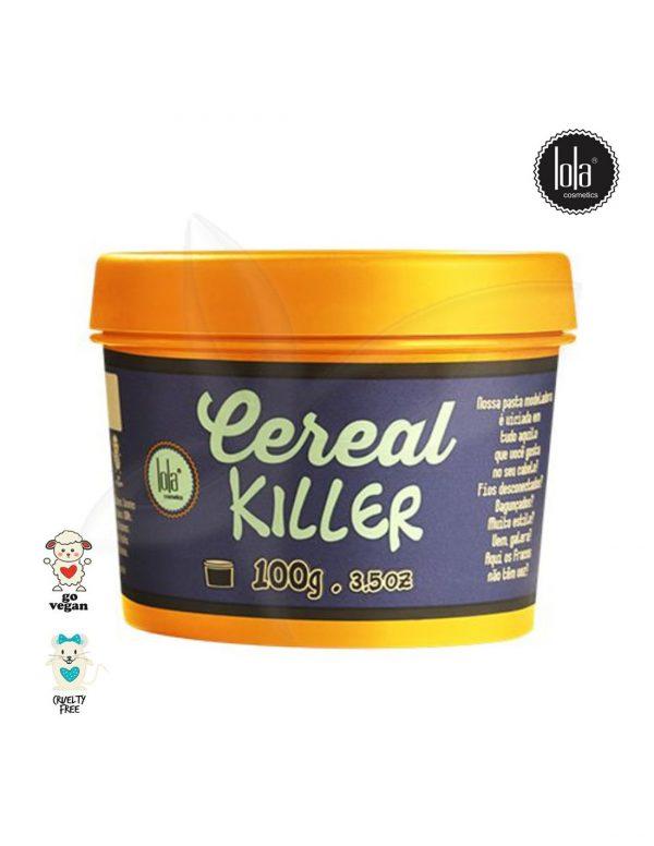 pasta modeladora cereal killer 100g lola
