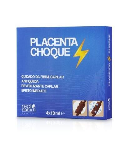 ampolas placenta choque 4 x 10ml