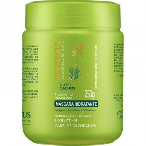 0015105 bioextratus mascara nutri cachos 250ml 600