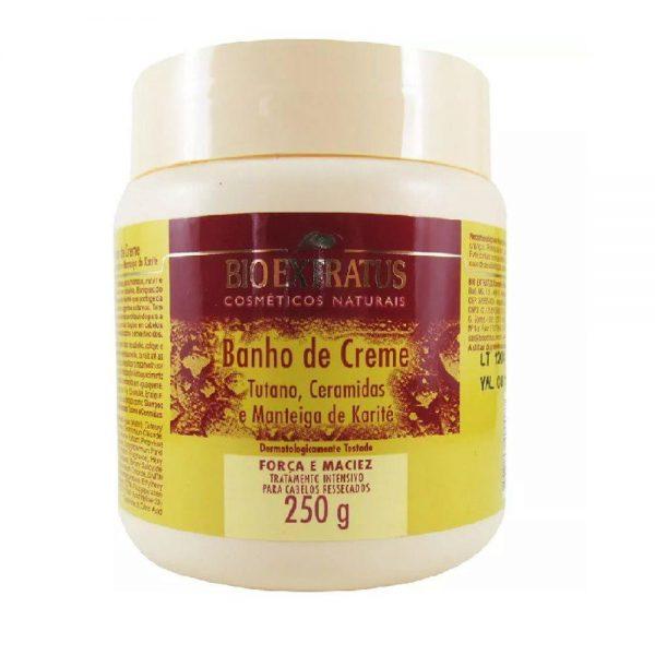 banho de creme tutano ceramidas 250 ml bio extratus 1504590961