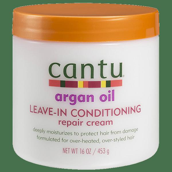 Cantu Shea Butter Leave in Argan Oil