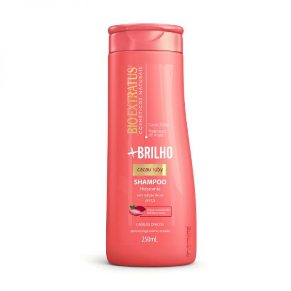 bioextratus mais brilho shampoo 250ml