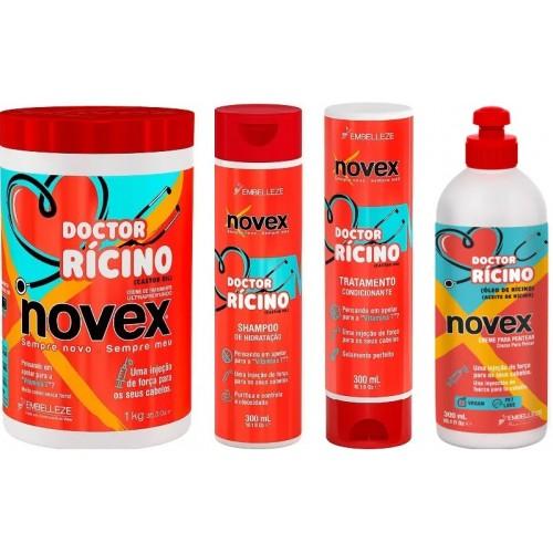 novex doctor ricino pack 4 creme de tratamento champo condicionador e creme de pentear a23576 500x500 1